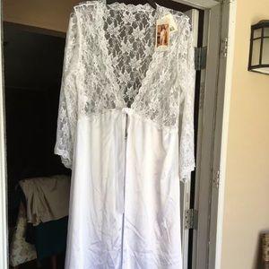 Rene Rofer Lingerie gown SZ S